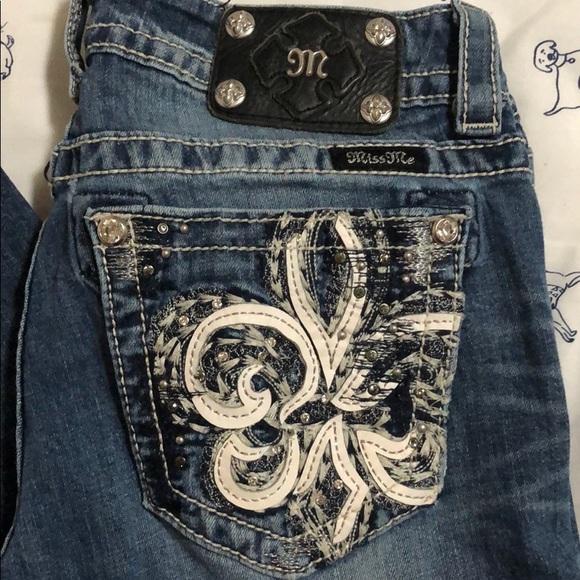 Miss Me Denim - Miss me bootcut jeans